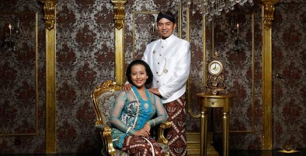 Pernikahan Agung GKR Hayu dengan KPH Notonegoro 2013