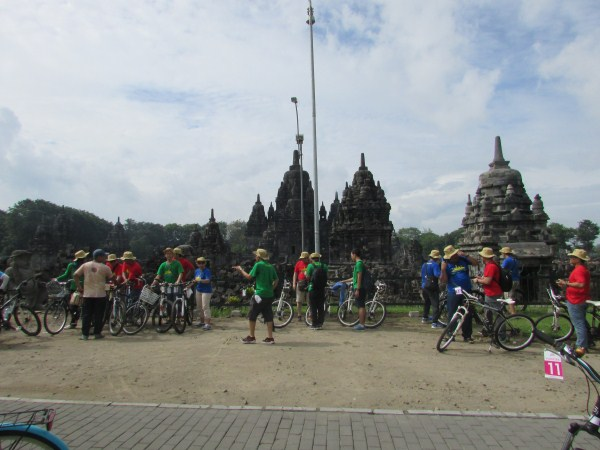 Fun Cycling amazing race di jogja