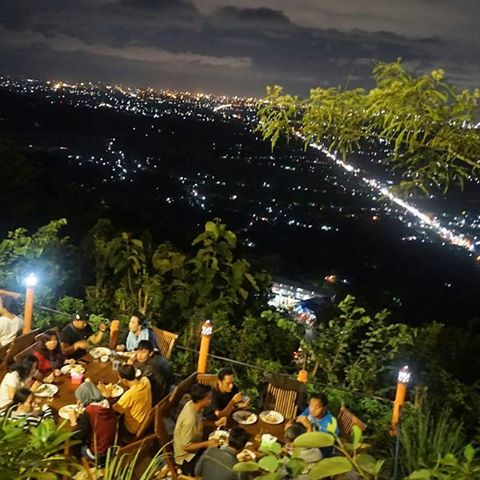 gala dinner di the manglung bukit bintang