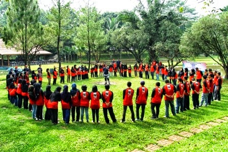 outbound-dihutan pinus