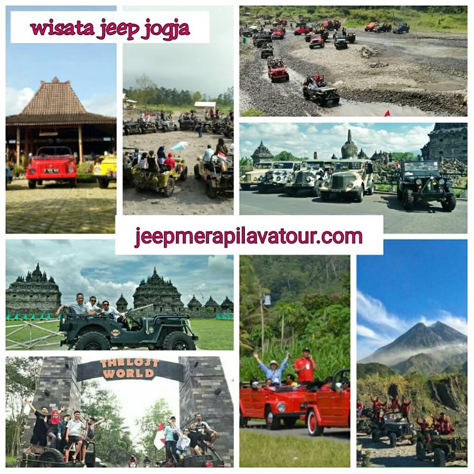 jeep wisata prambanan breksi