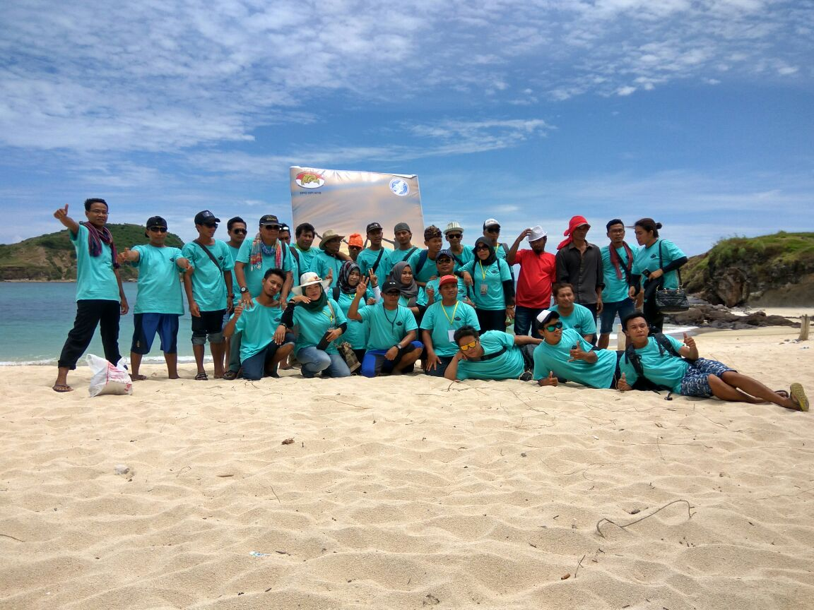 10 lokasi outboun di pantai Jogja