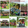 paket family gathering Gathering Seru di Desa Wisata dengan Pakaian Tradisional