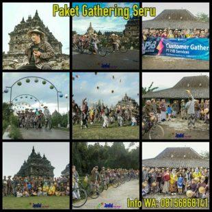 Paket Gathering Wisata Budaya di Desa Wisata
