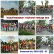 Paket Gathering seru dengan sepeda onthel sambil Wisata Budaya di Prambanan dan borobudur