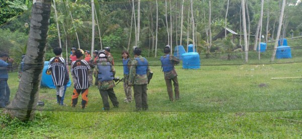 paket paintball di kaliurang