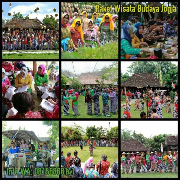 Paket Wisata Budaya desa