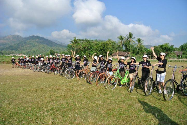 Wisata Sepeda Onthel Tua Di Borobudur Paket Outing