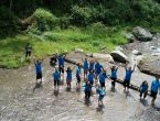 Lokasi outbound Merapi