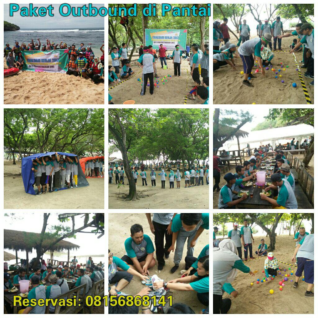 Paket Outbound Teambuilding di Jogja