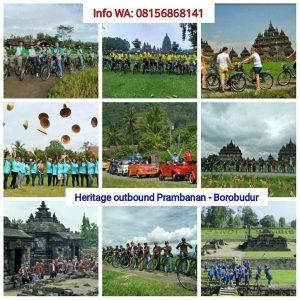 Paket Tour VW Explore Borobudur