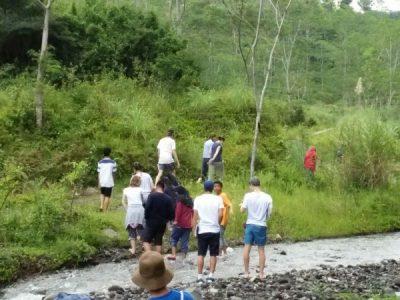 fun walk jogja tracking sungai kaliurang