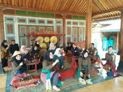 wisata seni budaya di desa wisata karangrejo