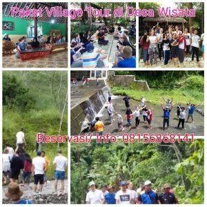 Gathering dan Live In di Desa Wisata