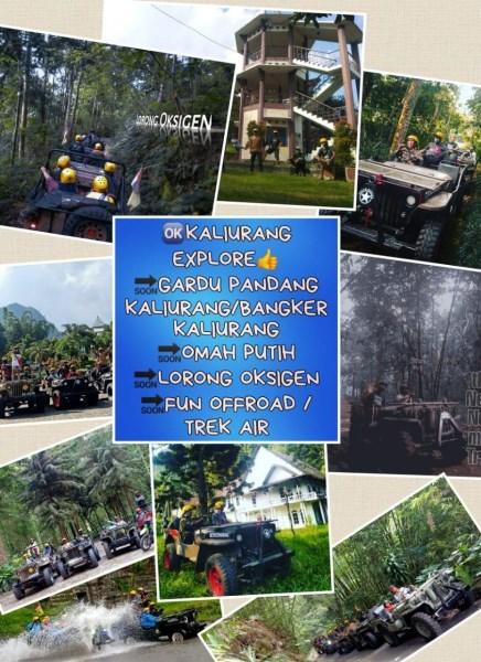 Paket Heritage Kaliurang Explore