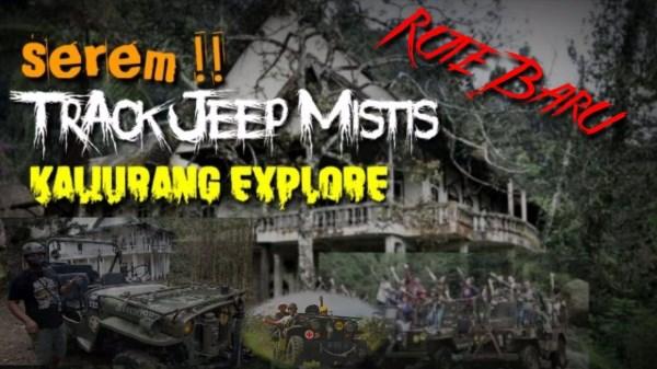 Kaliurang Explore Rute Baru Jeep Merapi Saat Pandemi