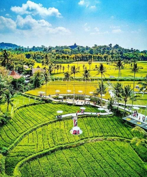 Svarga Bumi Borobudur