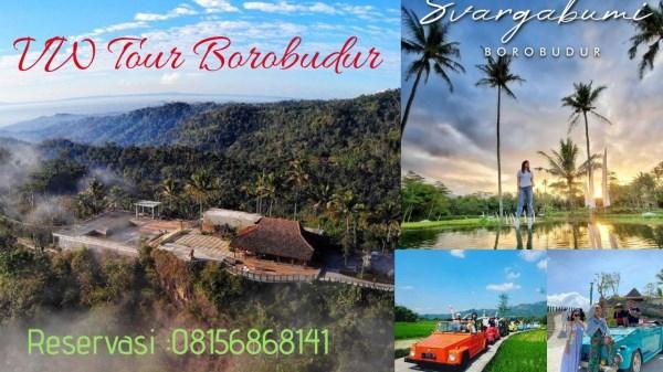 Paket Wisata VW Tour Borobudur Rute Svarga Bumi dan Mata Langit