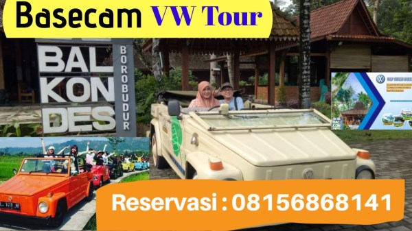 Kontak Person basecam VW Tour Borobudur