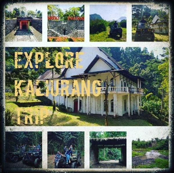 Paket Jeep Kaliurang Explore
