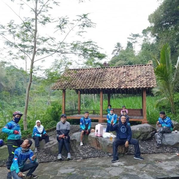Sewa Sepeda Untuk paket wisata Cycling tour Rute Menyusuri lereng Bukit Turgo