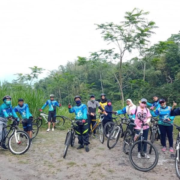 Rute Sepeda Lereng Turgo Bike Park - Kopi Klotok atau Kopi Rolas