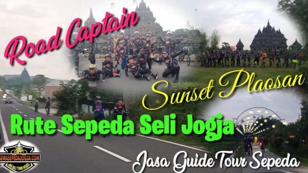 jasa Pemandu Tour Sepeda Di Jogja Termasuk Marshal dan Loading